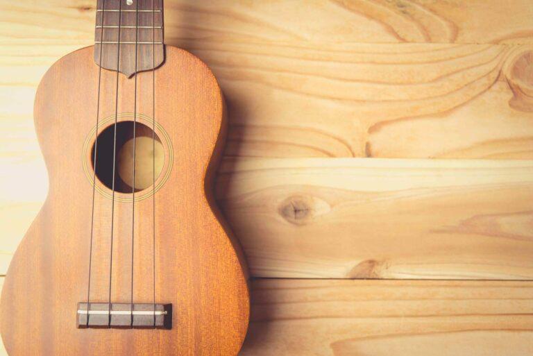 How Many Strings Does a Ukulele Have