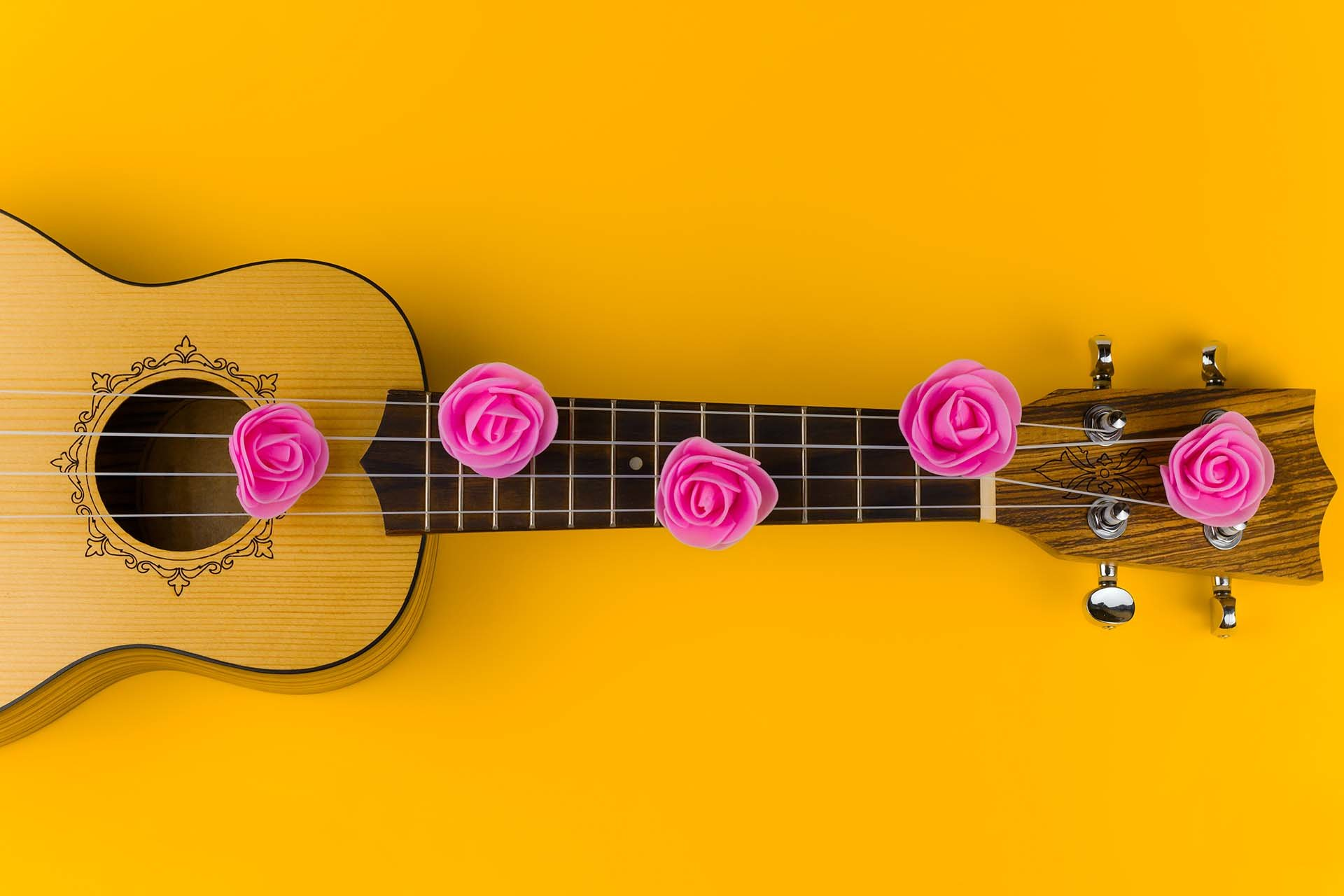 What Are Ukulele Strings Made Of